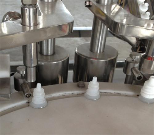 clamping ბოთლის მოწყობილობა